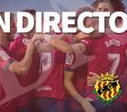 Así les hemos contado la victoria de Osasuna frente al Nàstic