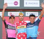 Barbero gana la tercera etapa, pero Edgar Pinto se lleva la Vuelta a Madrid