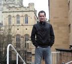 Un bioquímico, de Navarra a Bristol con parada en Sheffield