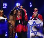 Chipre, Israel e Irlanda pasan a la final en una gala llena de luz y efectos