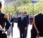 Trump adelanta a Macron que EE UU romperá el acuerdo nuclear con Irán