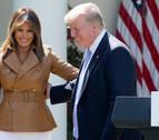 Melania y Trump, más unidos que nunca