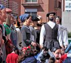 La oposición acusa  a Bildu de politizar  las fiestas de los barrios de Pamplona