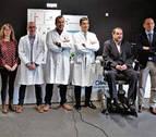 Destinan 1,2 millones a proyectos de investigación de 4 médicos del CHN