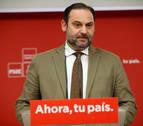 El PSOE respalda el recurso del Gobierno contra la investidura a distancia de Puigdemont