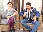 Así hablanJulia Varela y Tony Aguilar, comentaristas de Eurovisión 2018,sobre Amaia y Alfred