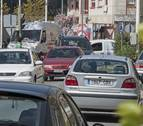 Más de 11.000 vehículos circulan por el eje Ayegui-Estella-Villatuerta
