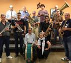 La escuela de música de Barañáin crea una fanfarre de veteranos