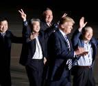 Trump anuncia que su reunión con Kim Jong-un será en Singapur el 12 de junio