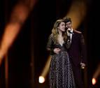 Así fue el último ensayo de Amaia y Alfred antes de la final de Eurovisión