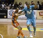 El Aspil-Vidal roza la sorpresa contra el mejor equipo de Europa