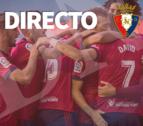 Así les hemos contado en directo el Osasuna 2-1 Oviedo