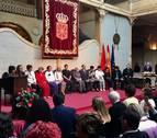 Navarra distingue a nueve personas y entidades por su