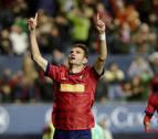 Osasuna vence al Oviedo 2-1 y se acerca al 'play-off'