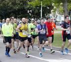 Carrera por relevos y relevos solidarios, novedades de la Media Maraton de Pamplona