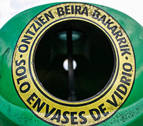 La recogida selectiva a través del contenedor verde en Navarra crece un 3,1%