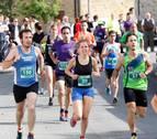 'Correr por otros', el reto en Ziordia y Murchante