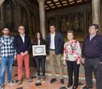 Raquel Ochoa logra el premio al mejor expediente de UNED Tudela