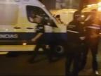 Un fallecido y dos heridos muy graves tras chocar dos motos en Sevilla
