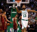 Los Celtics arrollan a Cleveland y se adelantan en la final del Este