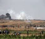 Tensión extrema en la valla de Gaza