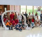 Área de descanso, punto de encuentro entre estudiantes de Arquitectura de la UN y Donibane