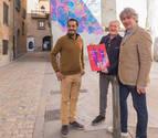 La muestra de arte urbano de Tudela se extiende a Arguedas y Peralta