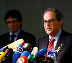 Torra pide por carta una reunión a Rajoy para exigirle que levante el 155