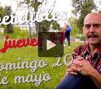 Agenda cultural de Navarra en vídeo hasta el domingo 20 de mayo