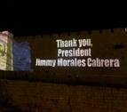 Inaugurada la embajada de Guatemala en Jerusalén, tras los pasos de EE UU