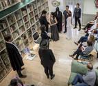 La Biblioteca de Diario de Navarra, escenario para 'Hamlet'