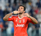 Buffon dice adiós a la Juventus