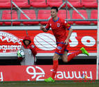 El Numancia jugará la final del play-off tras ganar al Zaragoza 1-2