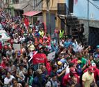 Los candidatos presidenciales venezolanos cierran la campaña electoral