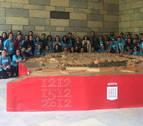 Unos 60 jóvenes de diferentes comunidades, en el evento de Voluntarios Erasmus
