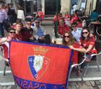 Subidón rojillo en Soria horas antes del partido contra el Numancia