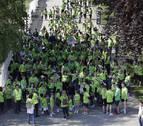 Una carrera para dar visibilidad a las personas con discapacidad en Pamplona