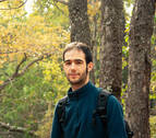 Iñigo Bidegain Albizu, biólogo dedicado a la investigación en socioecología en Chile
