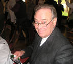 Muere Agustín Otondo, fundador del Centro Navarro de Chile