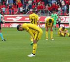 Osasuna baja de la nube con un gol del Numancia en el minuto 90