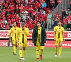 Osasuna, a dos puntos del play-off de ascenso