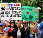 El Consejo Nacional Electoral reconoce denuncias durante la votación en Venezuela