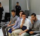 Los cuatro acusados de los incidentes de Pamplona se desvinculan de los disturbios