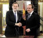 Navarra asegura unos 60 millones más de inversión del Estado en 2018