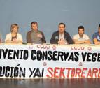 CCOO y UGT denuncian el actual convenio de conservas vegetales