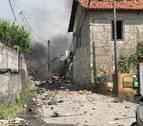 Encuentran una segunda víctima mortal en el lugar de la explosión en Tui