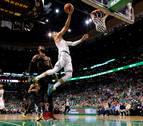 Los Celtics ganan el quinto asalto y ponen a los Cavaliers contra las cuerdas