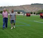 Andosilla planea nuevas mejoras deportivas en sus instalaciones