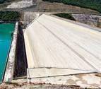 La nueva presa de Yesa llega arriba y el final del recrecimiento se alarga a 2021
