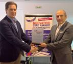 La pyme navarra Bioeder recibe el premio Innovative SME Award by Bantec